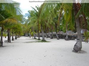 Sugar Beach Front
