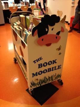 CHLA mobile book