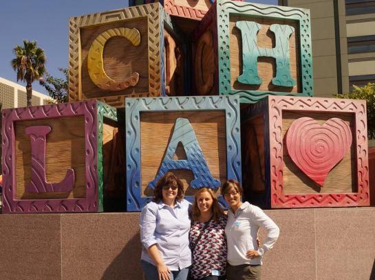 STR at CHLA