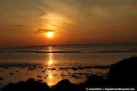 Sunrise in Bantayan