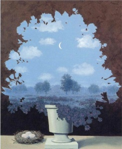 The Land of Miracles 1964, Rene Magritte