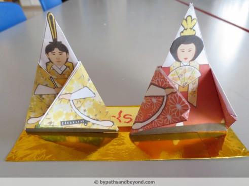 Hina Dolls Origami