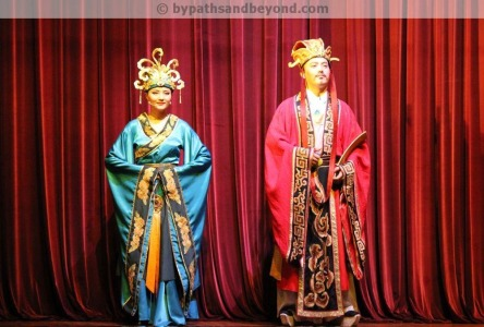 Tang Dynasty show narrators