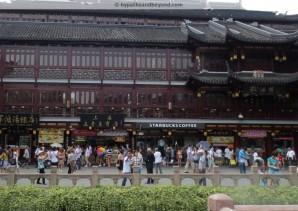 stabucks in yuyuan