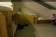 6-bed dorm room